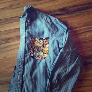 Gitman Brothers Vintage shirt, Men's size Large